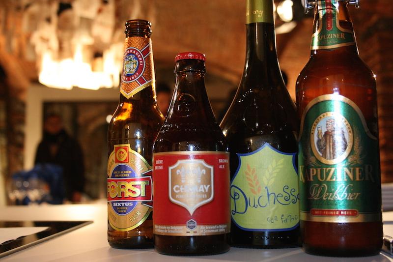 Abbinamenti con la Guida alle Birre d'Italia 2015 SlowFood