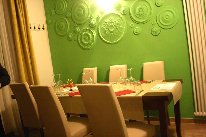 A cena con 'IL PESCE GIUSTO'